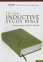 The New Inductive Study Bible Milano Softone™ (NASB, green)