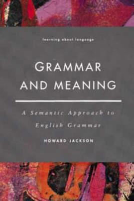 a semantic approach to grammar