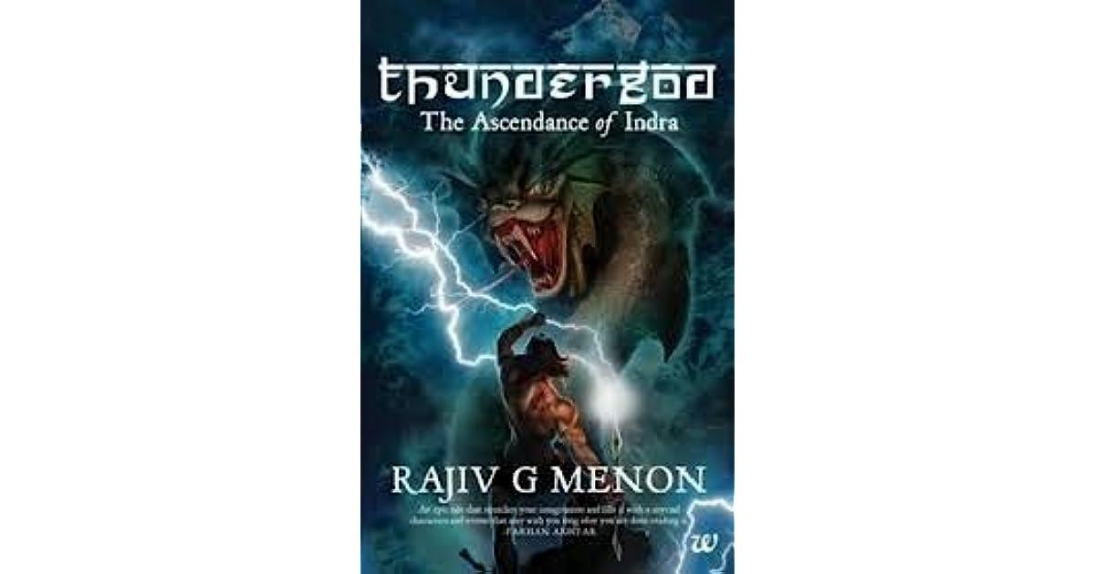 Thundergod - The Ascendance of Indra by Rajiv G  Menon
