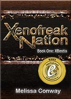 XBestia (Xenofreak Nation, #1)