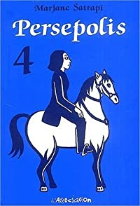 Persepolis, Volume 4