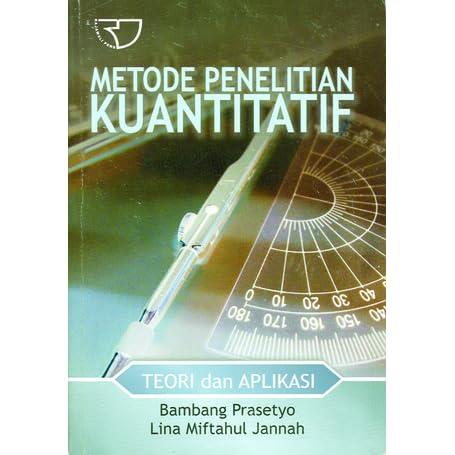 Ebook Metodologi Penelitian Kuantitatif