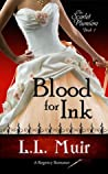 Blood For Ink (Scarlet Plumiere, #1)