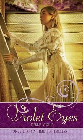 Violet Eyes: A Retelling of The Princess and the Pea