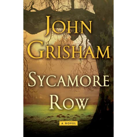 John Grisham Sycamore Row Epub