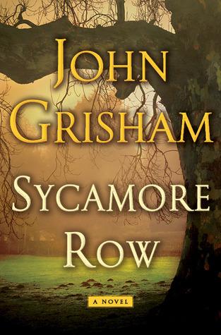 Sycamore Row (Jake Brigance, #2)