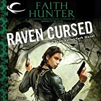 Raven Cursed (Jane Yellowrock, #4)