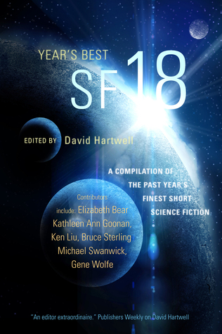 Year's Best SF 18 by David G. Hartwell
