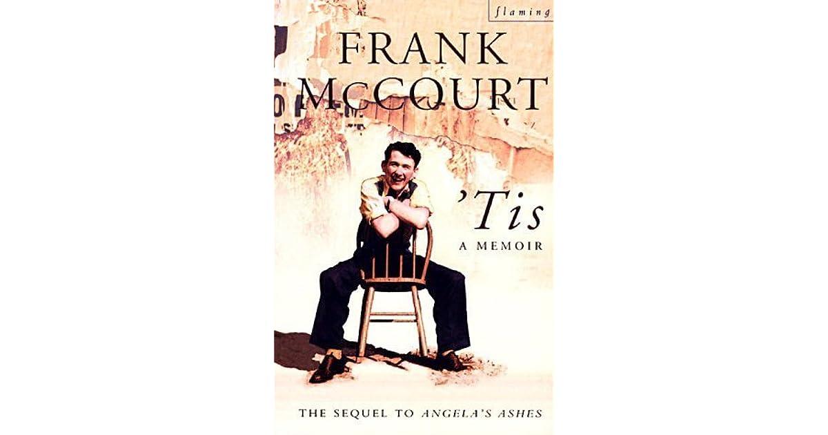 Tis Frank Mccourt Pdf