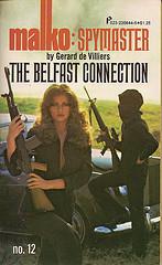 The Belfast Connection by Gérard de Villiers