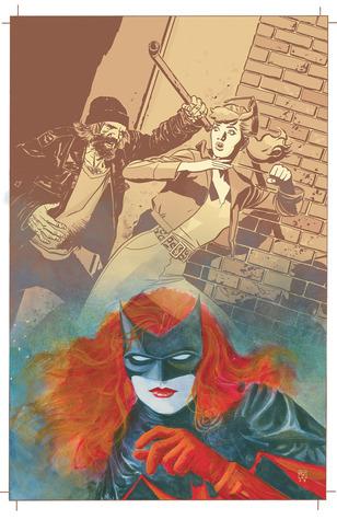 Detective Comics Batwoman #859