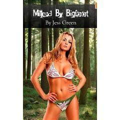 Milked By Bigfoot (Bigfoot Sex Book 1)