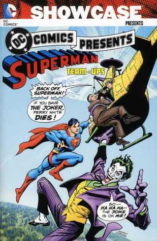 Showcase Presents: DC Comics Presents: Superman Team-Ups, Vol. 2