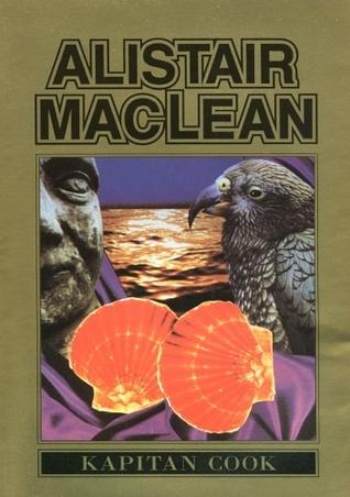 Kapitan Cook by Alistair MacLean