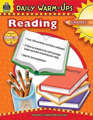 Daily Warm-Ups  Reading, Grade 3
