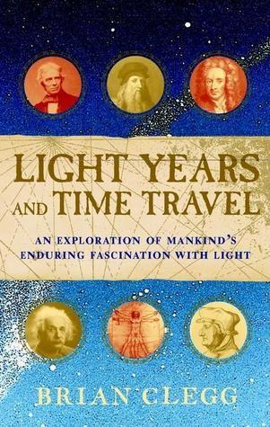 Book cover Light Years and Time Travel An Expl