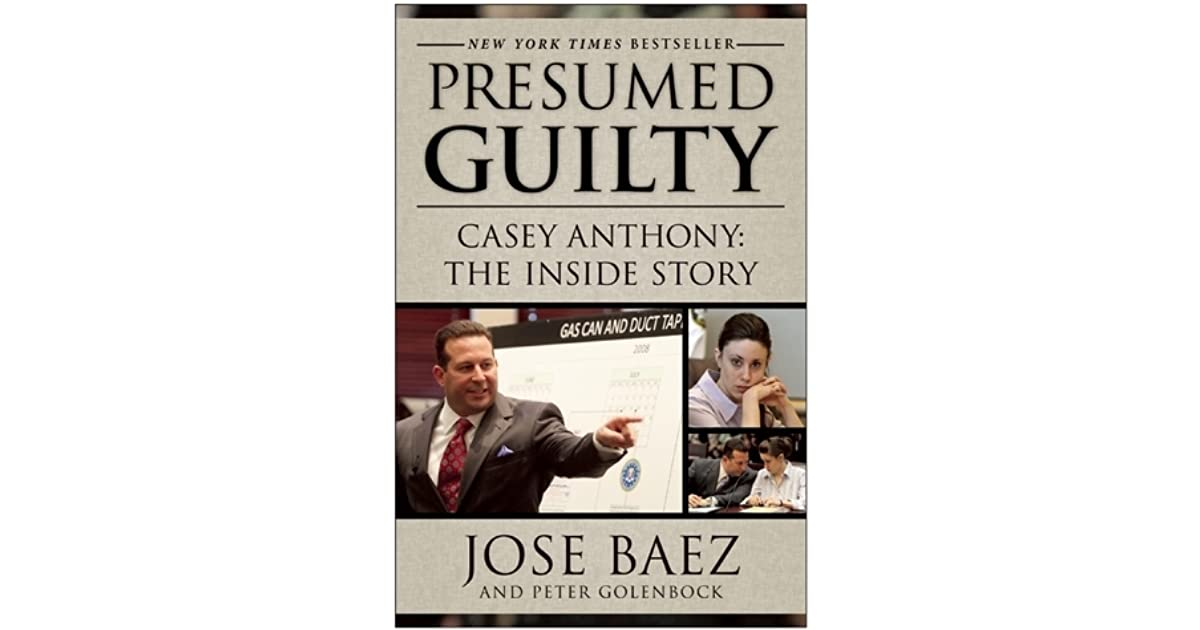 Great Goodreads Regarding Presumed Guilty Book