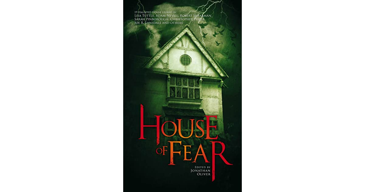 House of Fear by Jonathan Oliver