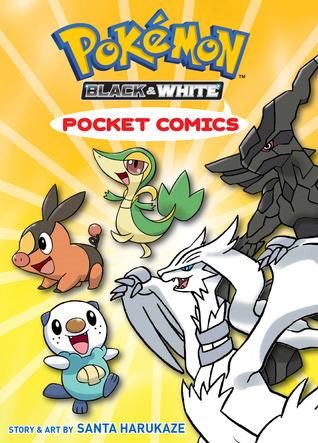 Pokémon Pocket Comics: Black  White