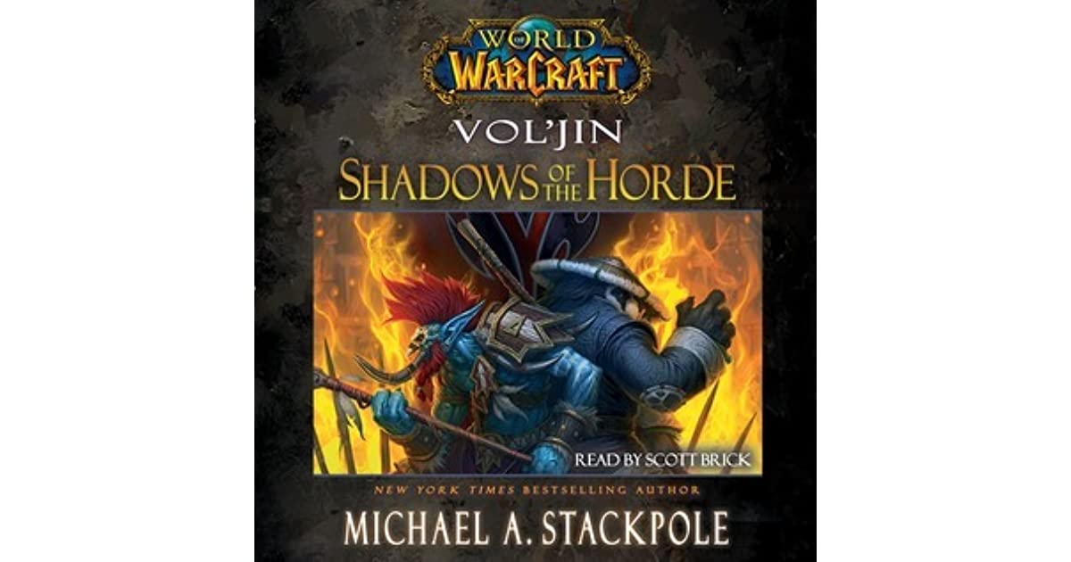 Robs Review Of Voljin Shadows Of The Horde