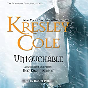Untouchable (Immortals After Dark, #7)