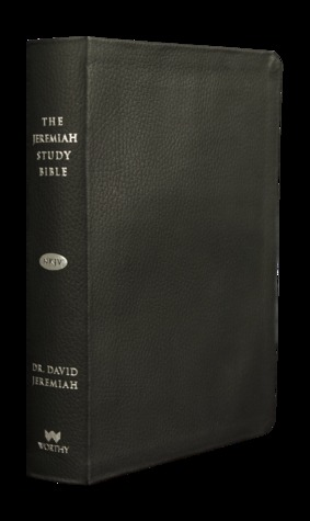 The Jeremiah Study Bible, NKJV: Genuine Black Leather: What It Says. What It Means. What It Means For You.