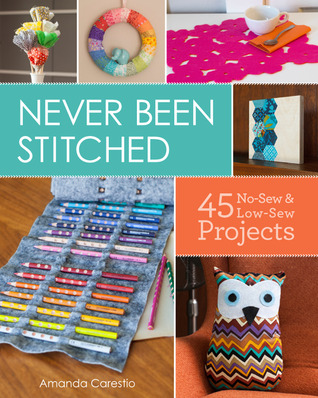 Never Been Stitched by Amanda Carestio