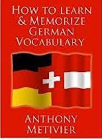 how to learn & memorize german vocabulary