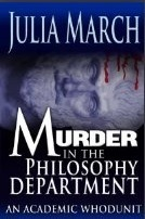 Murder in the Philosophy Department  by  Julia March