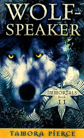 Wolf-Speaker (The  Immortals, #2)