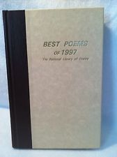 Best Poems of 1997: The National Library of Poetry