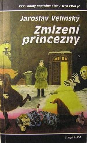 [Read] ➵ Zmizení princezny (Ota Fink, #6)  By Jaroslav Velinský – Vejega.info