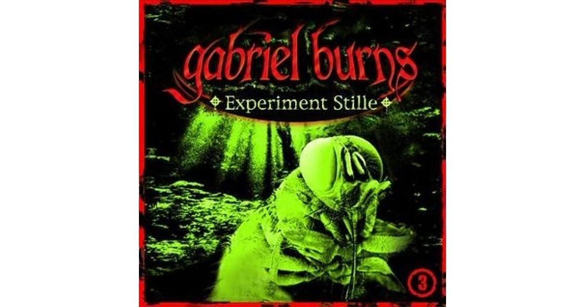 Experiment Stille gabriel burns experiment stille 3 by gabriel burns