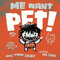 Me Want Pet!: with audio recording