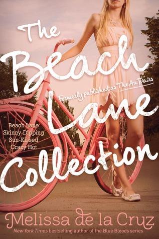 Melissa de la Cruz - The Au Pairs 1-4 - The Beach Lane Collection