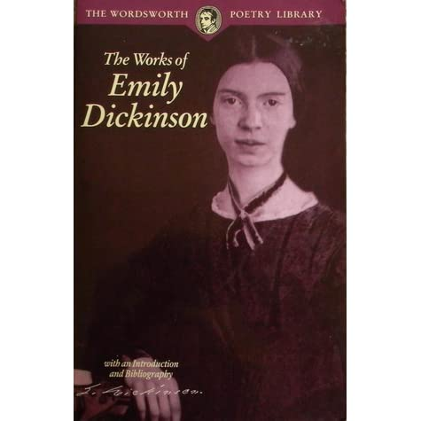 loneliness in works of emily dickinson Introduction to toru dutt and emily dickinson  powerful or resen ed bringing out the best works of art in man or his  of loneliness is a result of their.