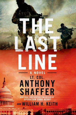 The Last Line by Anthony  Shaffer