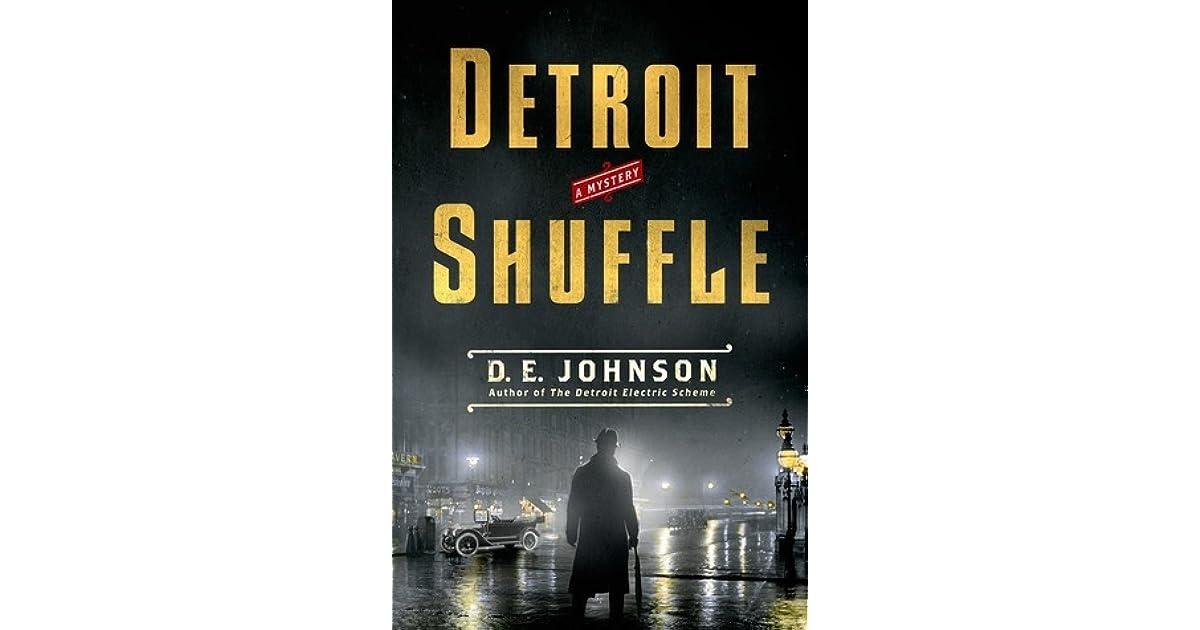 Detroit Shuffle By De Johnson