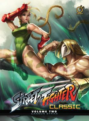 Street Fighter Classic Volume Two: Cannon Strike