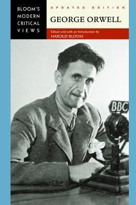 Book cover George Orwell (Bloom's Modern Critical Views)