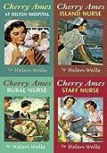 Cherry Ames Boxed Set #4: At the Hilton Hospital; Island Nurse; Rural Nurse; Staff Nurse