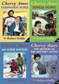 Cherry Ames Boxed Set #5: Companion Nurse; Jungle Nurse; The Mystery in the Doctor's Office; Ski Nurse Mystery