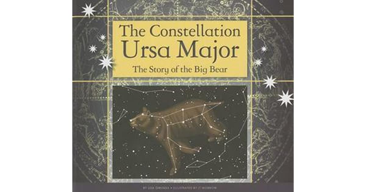 constellations ursa major essay The constellation ursa major contains the stars of the big dipper a large constellation of relatives and friends attended the but its constellations of gps.