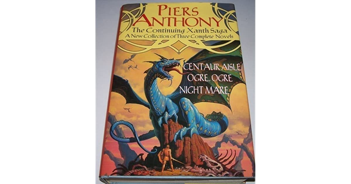 a summary and review of night mare by piers anthony Night mare [xanth] by piers anthony find this pin and more on best sci-fi review: night mare (xanth #6) this was not one of my favorite in the series.
