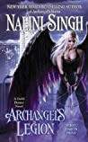 Book cover for Archangel's Legion (Guild Hunter, #6)