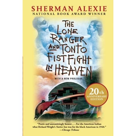 essay fistfight heaven in lone ranger review tonto Tonto and the lone ranger fistfight in heaven is the title of a book of short native american cultured stories by sherman alexie, as well the collection this kind of fistfight appears in witnesses, secret and not and in thomas and victor's fight in this is what it means to say phoenix, arizona.