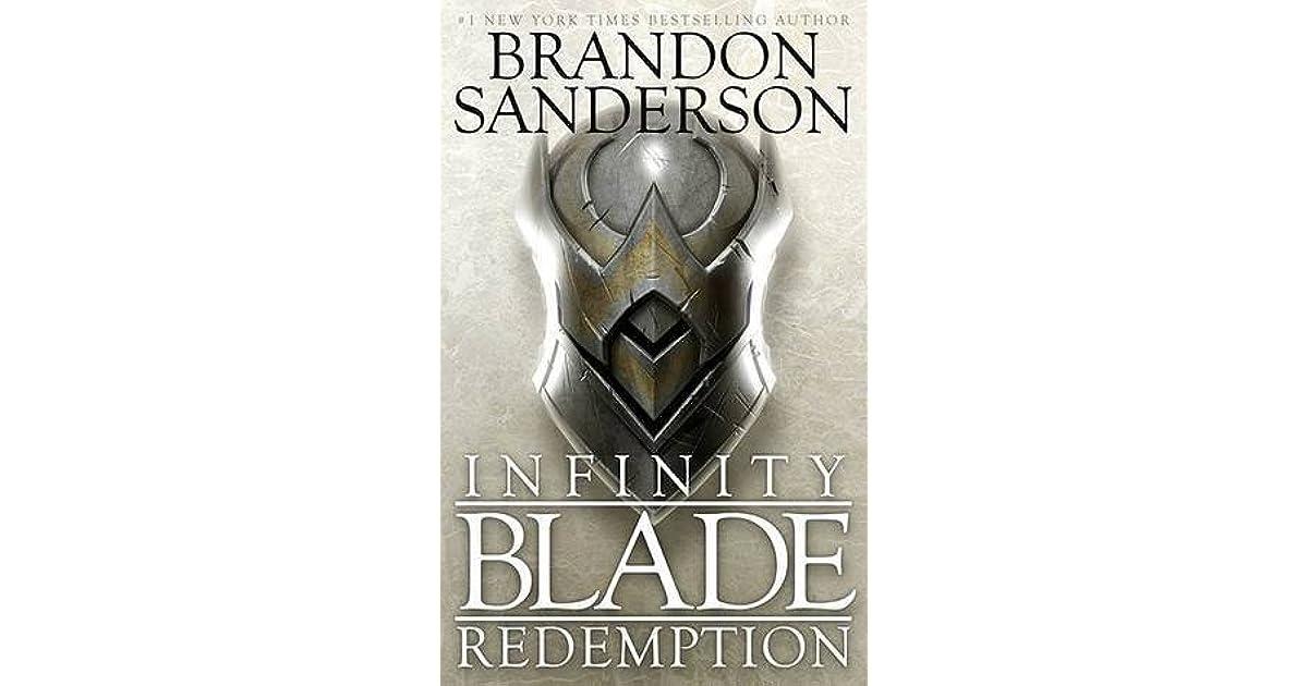Redemption (Infinity Blade, #2) by Brandon Sanderson