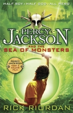 The Sea of Monsters by Rick Riordan