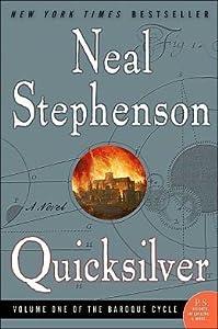 Quicksilver (The Baroque Cycle, #1)