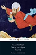 The Arabian Nights: Tales of 1001 Nights, Volume 2 of 3
